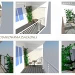 projekt-balkonu-Lublin-zielone-studio
