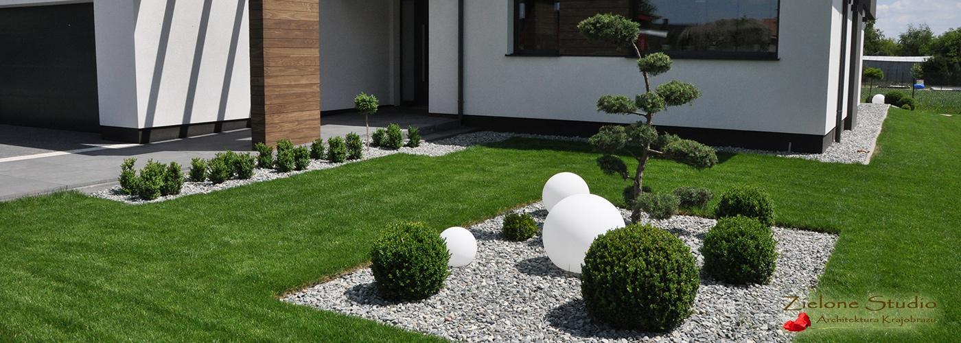 Realizacje ogrodów