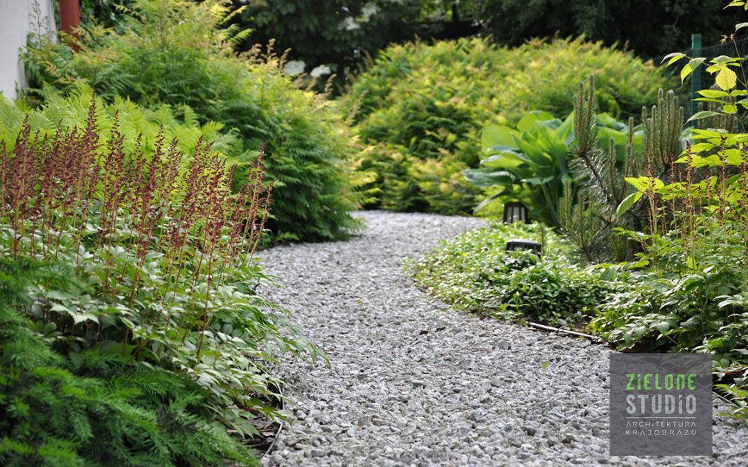 Ogród w Przemyślu
