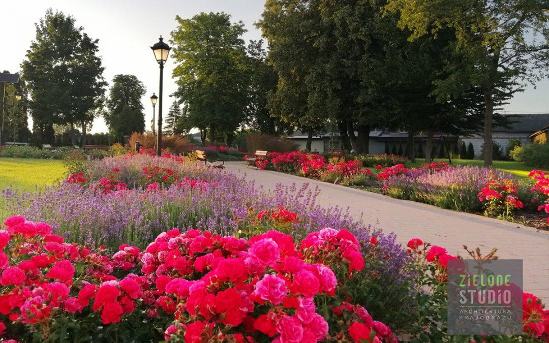 Park w Krzczonowie